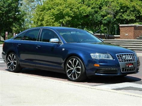car owners manuals for sale 2007 audi s6 on board diagnostic system 2007 audi s6 german cars for sale blog