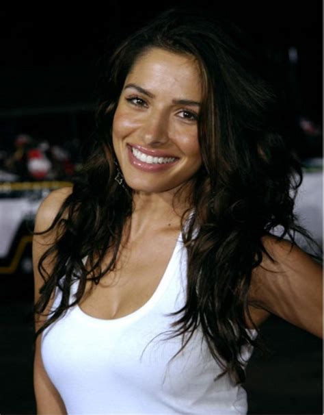 Pictures Of Carmens Hairstyle On The L Word | sarah shahi loved her as carmen on the l word