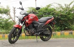 Triger Honda Bike News India Honda Increases Cb Trigger S Power