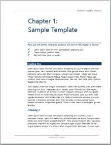 Manual Template by User Manual Template Microsoft Word Templates