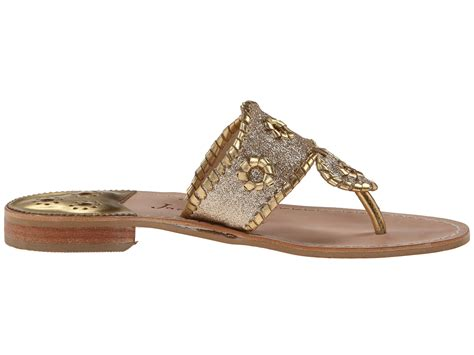 gold sparkly sandals rogers sparkle sandal gold glitter in gold lyst