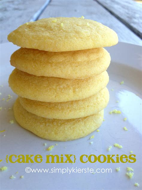 stunning lemon cake mix cookies gallery birthday cakes