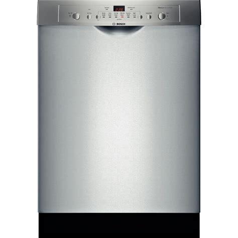 """SHE3AR75UC   Bosch Ascenta 24"""" Dishwasher w/Recessed Handle"""