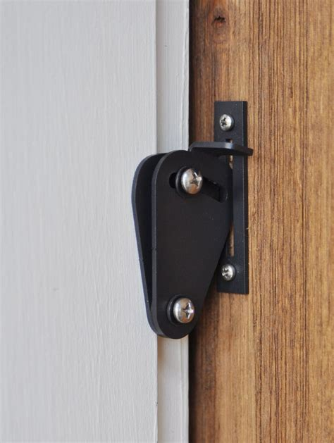 The 25 Best Privacy Lock Ideas On Pinterest Barn Door How To Lock A Sliding Barn Door