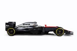 mclaren reveals honda powered mp4 30 2015 formula one car