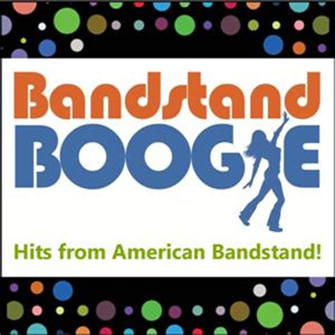 bandstand boogie bandstand boogie hits from american bandstand carolinatix