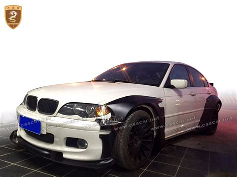 Bmw 1 Series Body Kit For Sale by Wide Body Kit For Bmw E36 E46 3 Series R Bunny Restyling