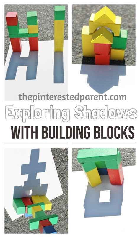 light activities for kids exploring shadows the pinterested parent