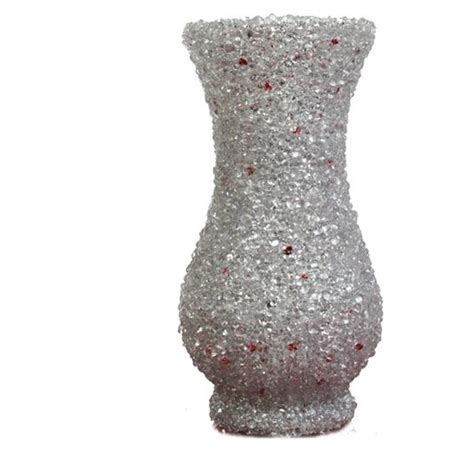 bling bling vase smile and say i you