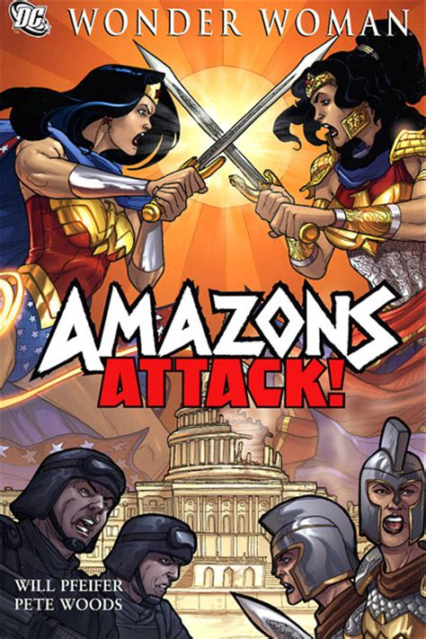 amazon dc amazons attack dc comics database