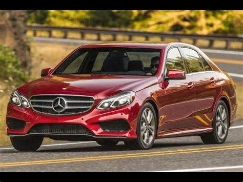 2015 mercedes benz e class e350 start up and review 3.5 l