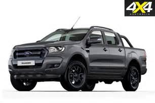 Australian Ford Ranger Ford Ranger Fx4 Special Edition 4x4 Australia