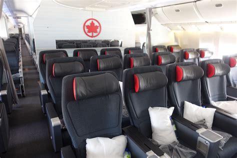 air canada seats review air canada business class 777 heathrow to