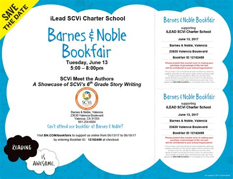 Meet The Authors At Barnes And Noble by 6th Grade S Meet The Author Pol And Fundraiser Scvi