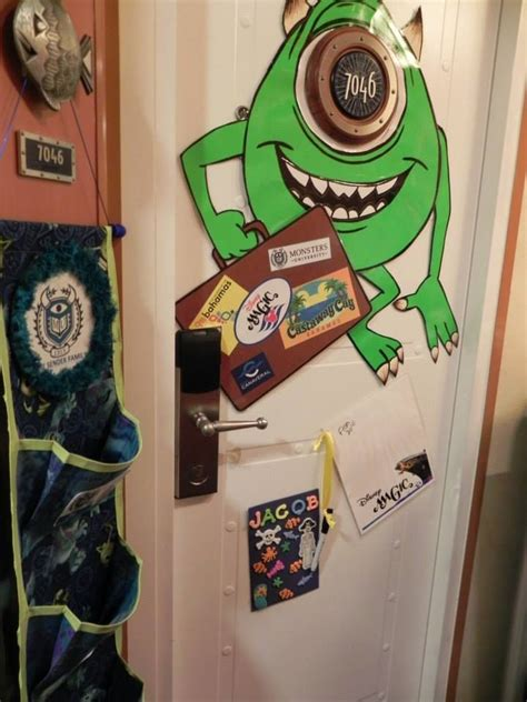 disney cruise door decor craft ideas