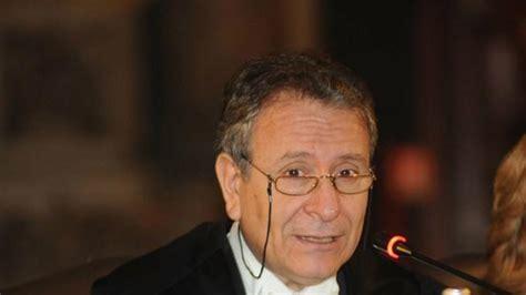 attuale presidente consiglio dei ministri angelo buscema sciclitano presidente della corte dei