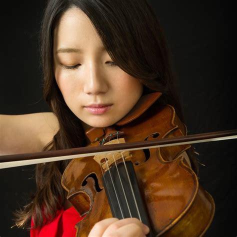Airi Suzuki Violin Candidates The Xv International Tchaikovsky Competition