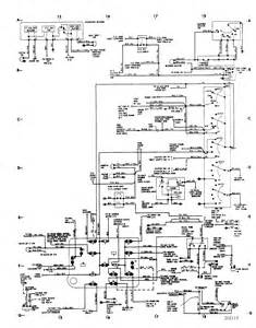 1985 ford ranger wiring diagram 1985 ford ranger dash wiring diagram wiring diagram