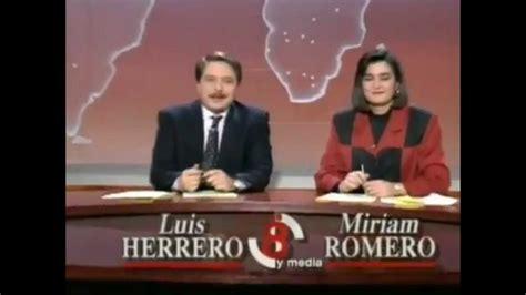 cabecera antena 3 noticias cabecera antena 3 noticias 1990 noticias de las 8 y