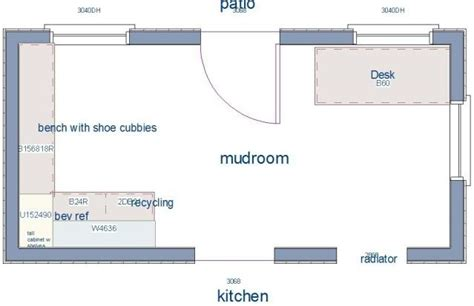 Mudroom Addition by Mudroom Room Layouts Pinterest