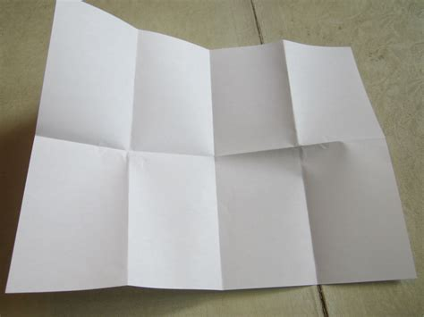 How To Fold Paper Into A - foldable booklets theroommom