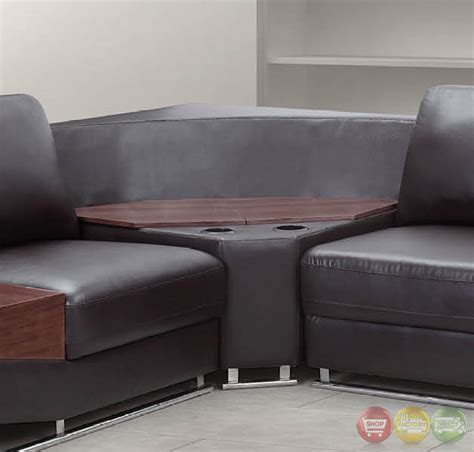 wooden sofa set with storage carol ultra modern wood sectional sofa set with