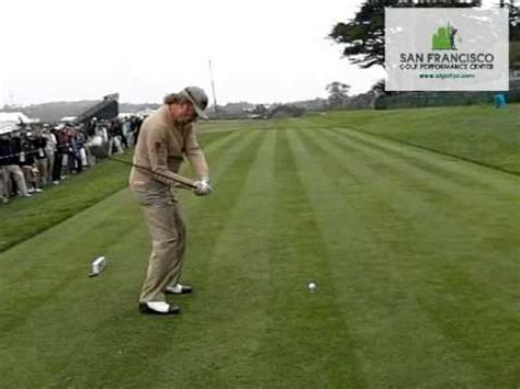 miguel angel jimenez golf swing miguel angel jimenez slow motion golf swing dl 300 fps