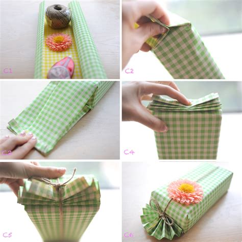 step by step gift wrapping think outside the box gift wrapping secrets