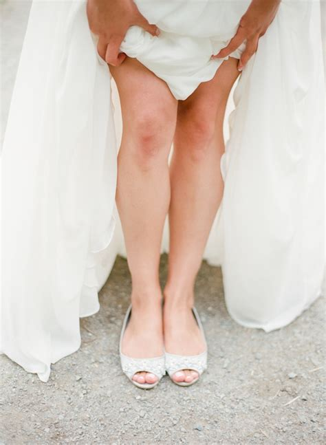 Flat Wedding Pumps by 15 Ways To Wear Flat Shoes At Your Wedding