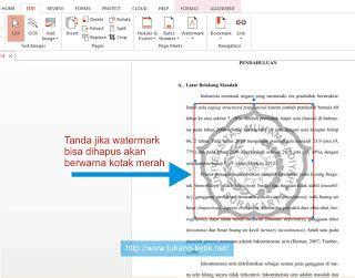 cara membuat watermark di nitro pdf cara mudah menghapus watermark di file pdf tukang ketik