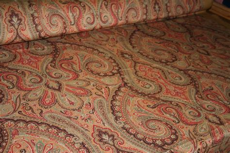 ralph lauren home decor fabric ralph lauren design hera paisley chagne home decorating