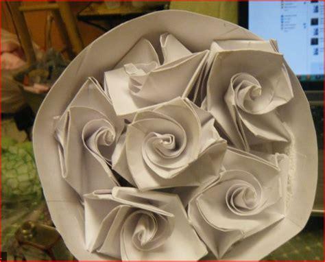 konan paper flower tutorial konan paper flowers props by princessofcosplaying on