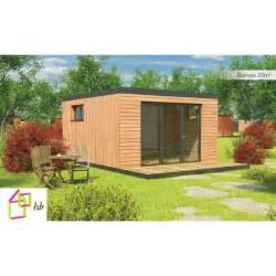 maisons de jardin en bois maison de jardin 20 m2 224 ossature bois hll extension bois chalet bois