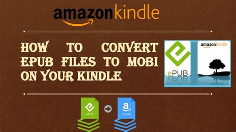kindle ebook format mobi or epub how to convert epub to mobi using calibre gamerarena ru