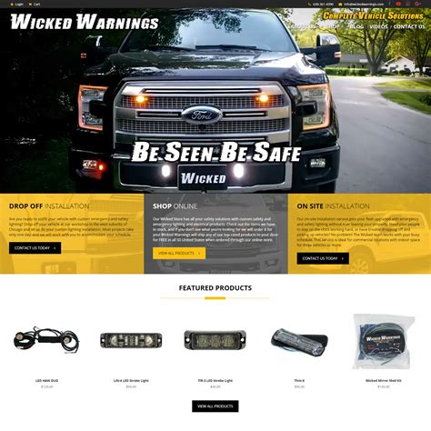 construction vehicle strobe lights 4 led strobe light warnings safety vehicle