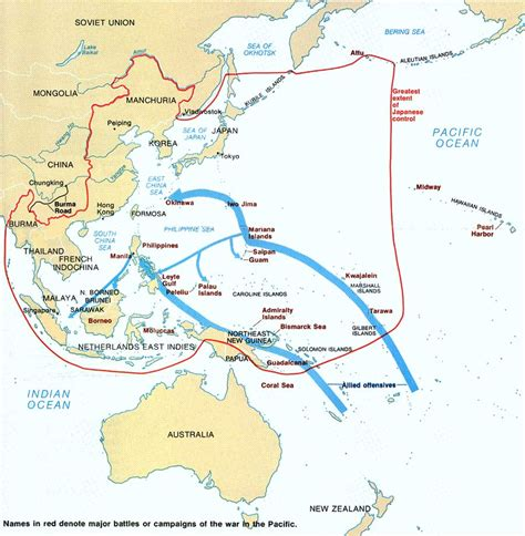 pacific war map asia pacific theater maps historical resources about the
