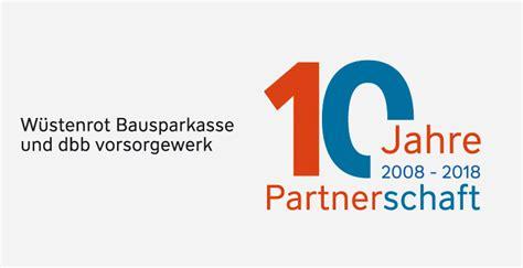 Motorradversicherung W Stenrot by 10 Jahre Partnerschaft Dbb Vorsorgewerk Und W 252 Stenrot