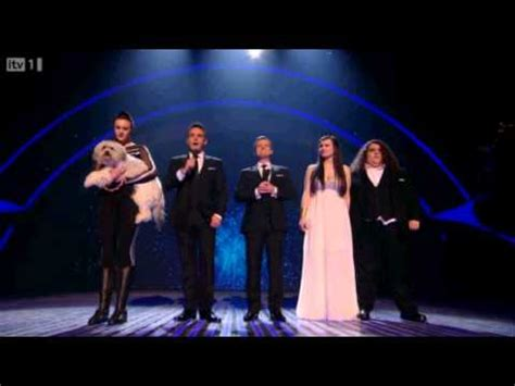 britain's got talent 2012 winner ashleigh and pudsey youtube