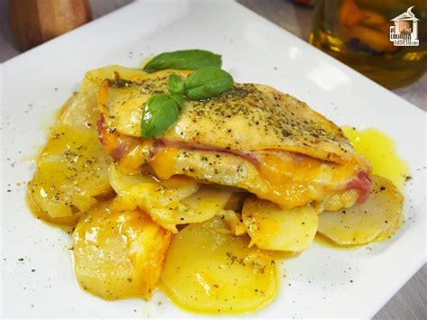 suprema di tacchino pechugas de pollo al horno rellenas de jam 243 n y queso 183 el