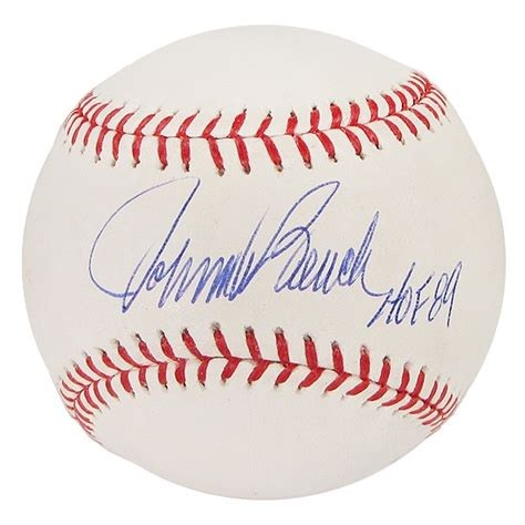 johnny bench autograph johnny bench autograph 28 images t2437335 jpg online