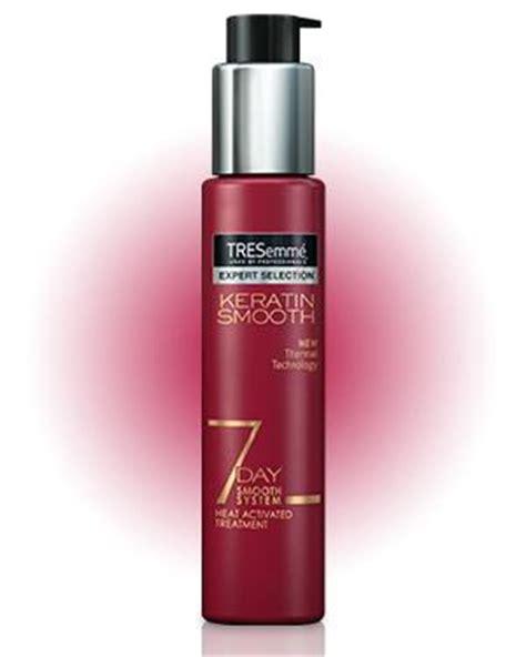 tresemme 7 day keratin heat activated treatment review tresemme 7 day keratin heat activated hair treatment