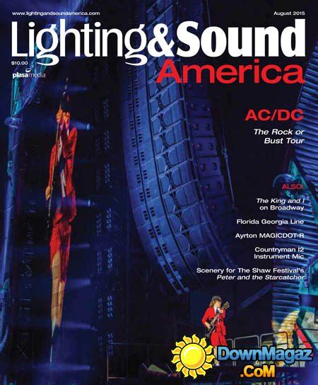 Lighting And Sound America by Lighting Sound America August 2015 187 Pdf