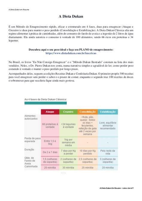 alimentazione dieta dukan a dieta dukan em resumo em pdf