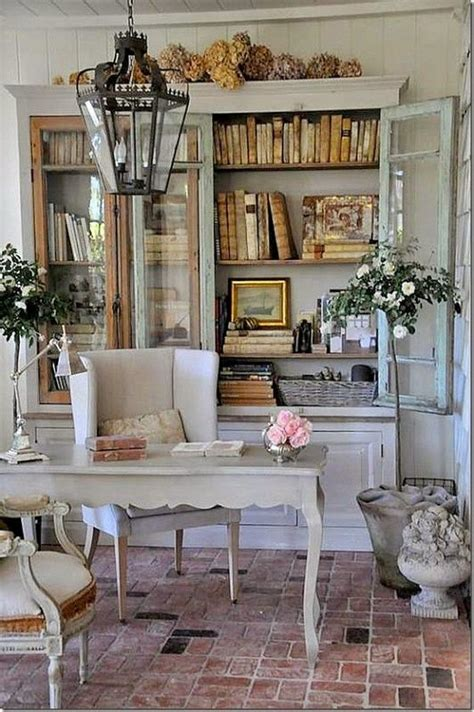 chic office decor magical shabby chic interior design ideas decor10
