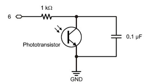 phototransistor base resistor phototransistor base resistor 28 images a question about biasing phototransistors the with 3