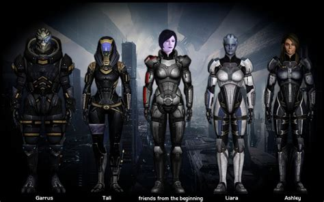 mass effect design team my mass effect 3 team by designmomma on deviantart