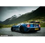 Is This Real Life Shooting The Ford GT In Austria