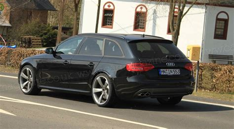 Audi A4rs For Sale by Audi Rs4 Avant 2012 Pictures Car Magazine