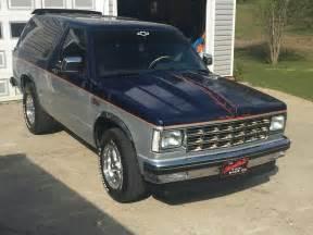 riggs 1986 chevy s10 blazer lmc truck