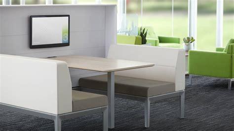 Sofa Table Ideas Regard Modular Lounge Seating Amp Casegoods Steelcase